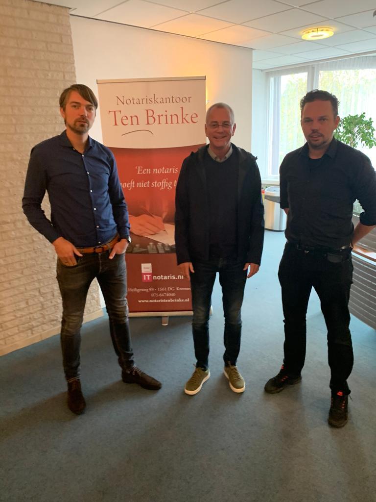 Oprichters Docenthuren.nl